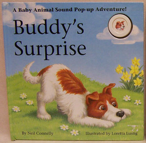 A Baby Animal Sound Pop-up Adventure - Buddy's Surprise