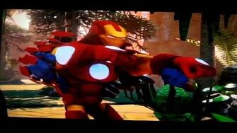Sneak Peeks from Guardians of the Galaxy 2014 Blu-Ray