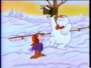Frosty Returns from FHE Christmas Promo