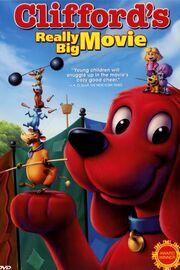 Cliffords Really Big Movie VHS