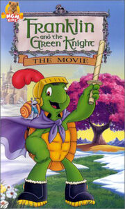 Franklin and the green knight mgm kids vhs