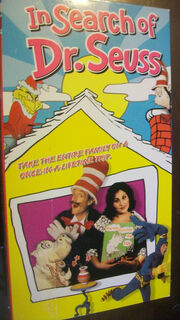 In Search of Dr. Seuss VHS