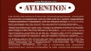 Red Warning-Attention Screen B