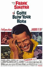 1963 - Come Blow Your Horn Movie Poster