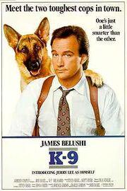 1989 - K-9 Movie Poster