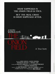 1979 - The Onion Field Movie Poster