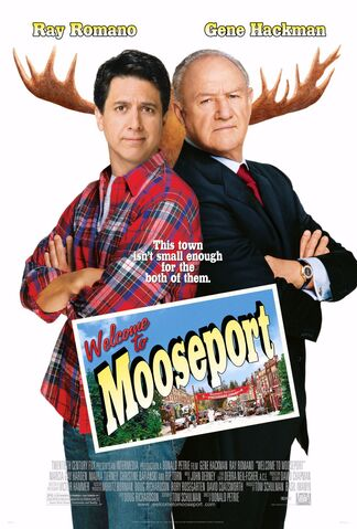 File:2004 - Welcome to Mooseport Movie Poster.jpg