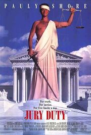 1995 - Jury Duty Movie Poster
