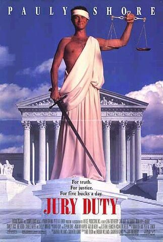 File:1995 - Jury Duty Movie Poster.jpg