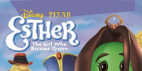 What if Esther, the Girl Who Became Queen was produced by Disney/Pixar and made in 1995? (VF2000's version)