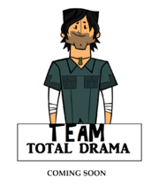 Team Total Drama Teaser Poster
