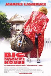 2000 - Big Momma's House Movie Poster