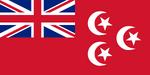 Flag of British Egypt