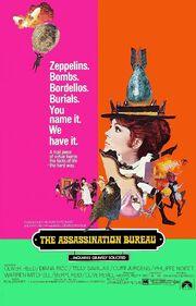 1969 - The Assassination Bureau Movie Poster