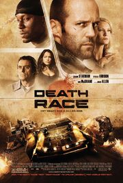 2008 - Death Race Movie Poster