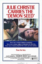 1977 - Demon Seed Movie Poster