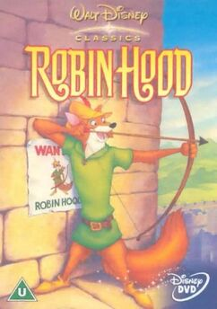 Robin hood uk dvd