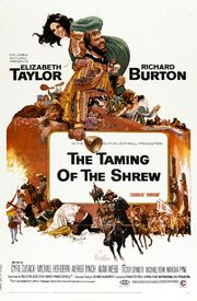 1967 - The Taming of the Shrew Movie Poster -2