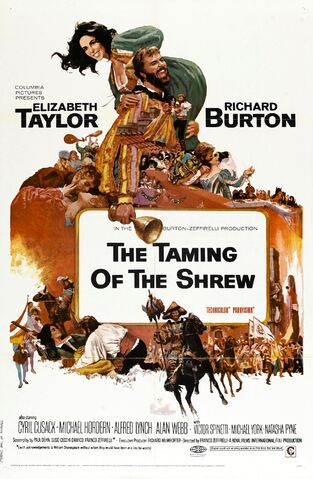 File:1967 - The Taming of the Shrew Movie Poster -2.jpg