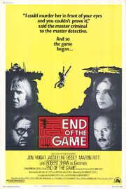 1976 - End of the Game Movie Poster