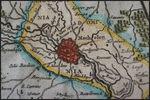 Kaart Mercator 1651 Mechelen-Lier1