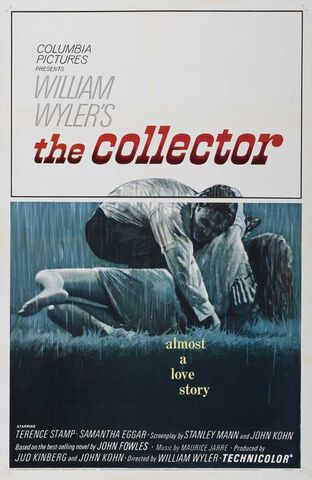 File:1965 - The Collector Movie Poster.jpg