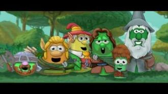 VeggieTales An Easter Carol Previews
