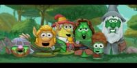 Previews from VeggieTales: An Easter Carol 2005 DVD