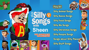 Cartoon silly sheen complete collection dvd menu