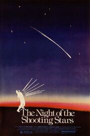 1982 - The Night of the Shooting Stars Movie Poster