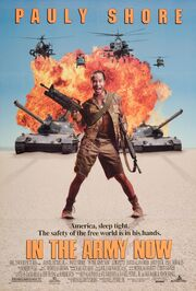 1994 - In the Army Now Movie Poster