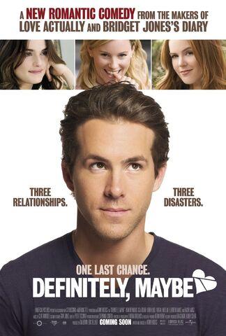 File:2008 - Definitely, Maybe Movie Poster.jpg