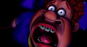 Screaming Fat Kid