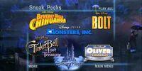 Mary Poppins DVD Sneak Peeks