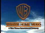 Warner Home Video 1993 Logo