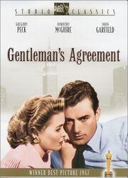 1947 - Gentleman's Agreement DVD Cover (2003 Fox Studio Classics)
