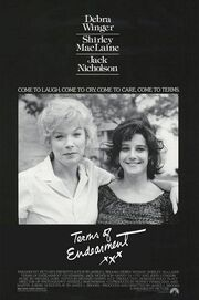 1983 - Terms of Endearment Movie Poster