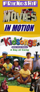 Friendship At The Movies In Motion - Kidsongs A Day At Camp