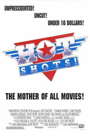 File:1991 - Hot Shots! Movie Poster.jpg