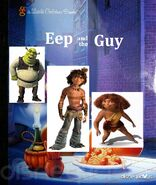 Eep and the Guy Cover