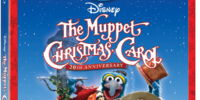 Opening to The Muppet Christmas Carol 2012 Blu-ray