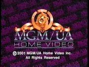 MGM-UA Rainbow Copyright Scroll (2001)