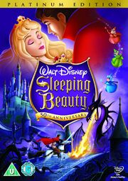 Sleeping beauty 50th anniversary platinum edition uk dvd