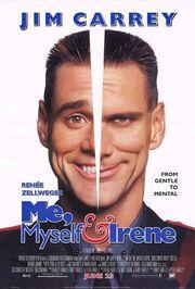 2000 - Me, Myself & Irene Movie Poster