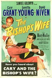 1946 - The Bishop's Wife Movie Poster