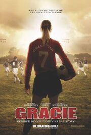 2007 - Gracie Movie Poster -2