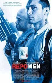 2010 - Repo Men Movie Poster