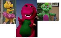Barney series 1998-2002