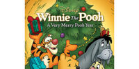 Opening To Winnie The Pooh: A Very Merry Pooh Year (PHE Print) 2013 DVD