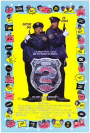 1993 - Who's the Man Movie Poster